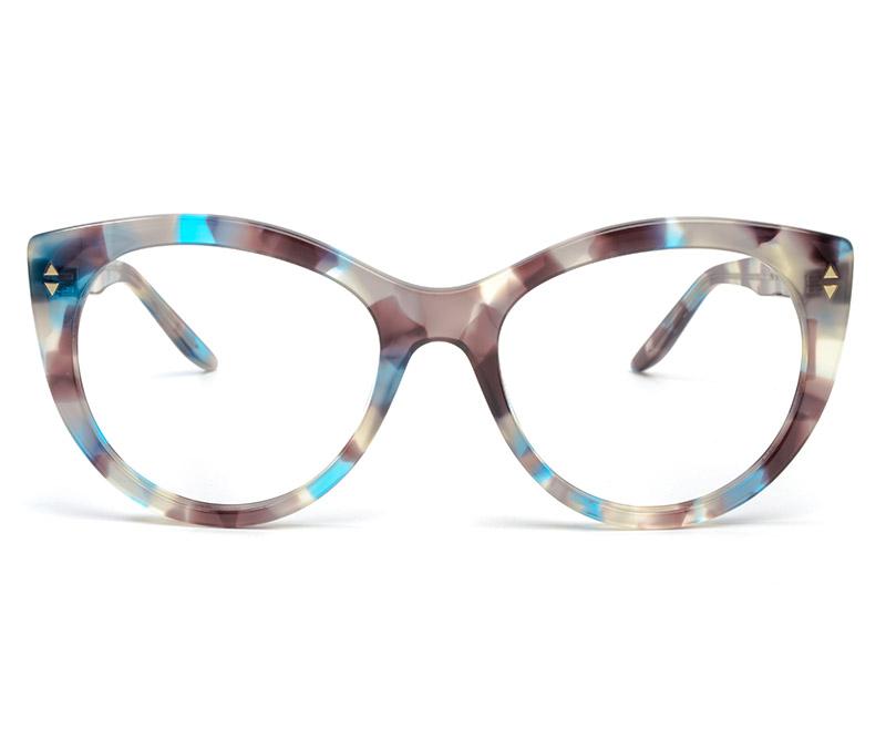 Alexis Amor Ava SALE frames in Blue Havana Tortoise