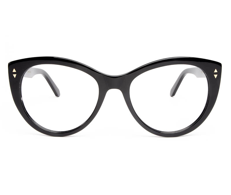 Alexis Amor Ava frames in Gloss Piano Black