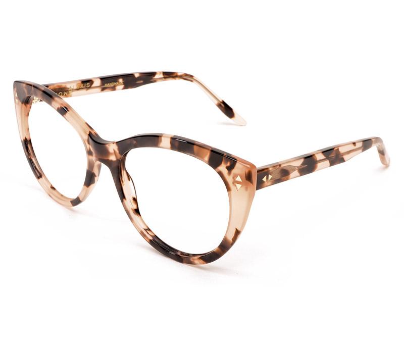 Alexis Amor Ava SALE frames in Rose Havana Quartz