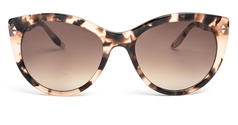 Alexis Amor Ava SALE frames in Rose Havana Quartz