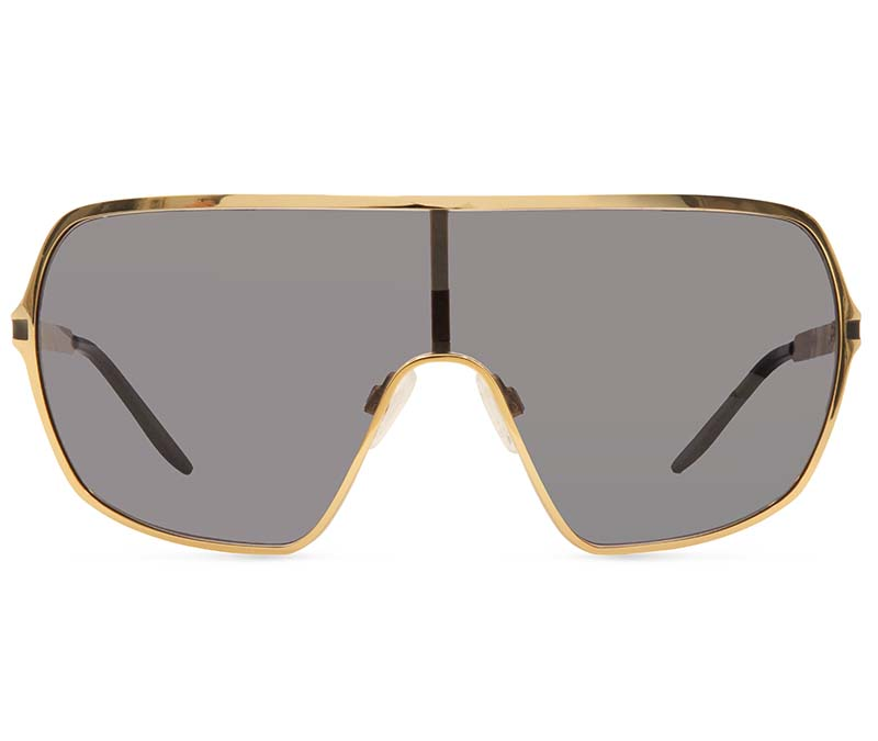 Alexis Amor The Axel sunglasses in Dreamy Mirror Gold