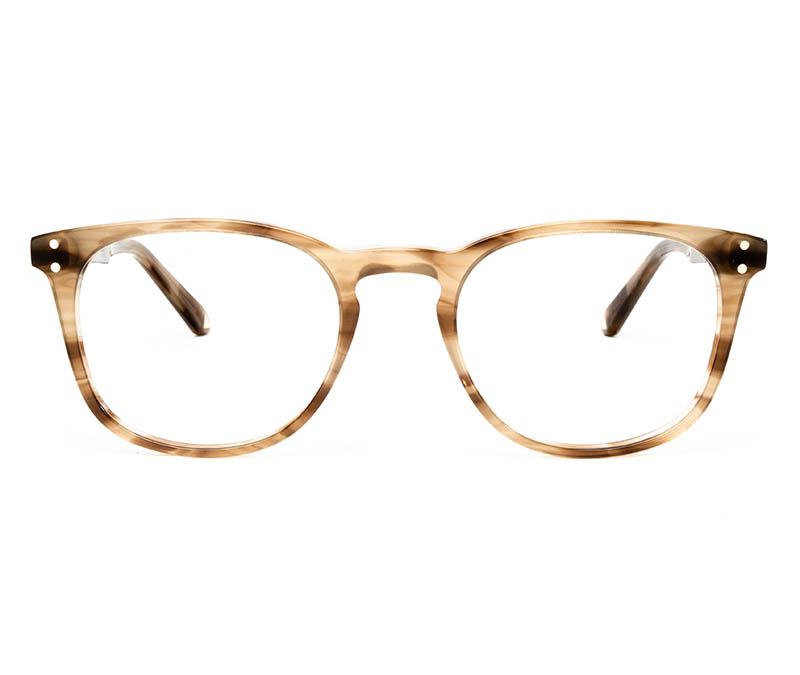 Alexis Amor Baxter frames in Honey Stripe