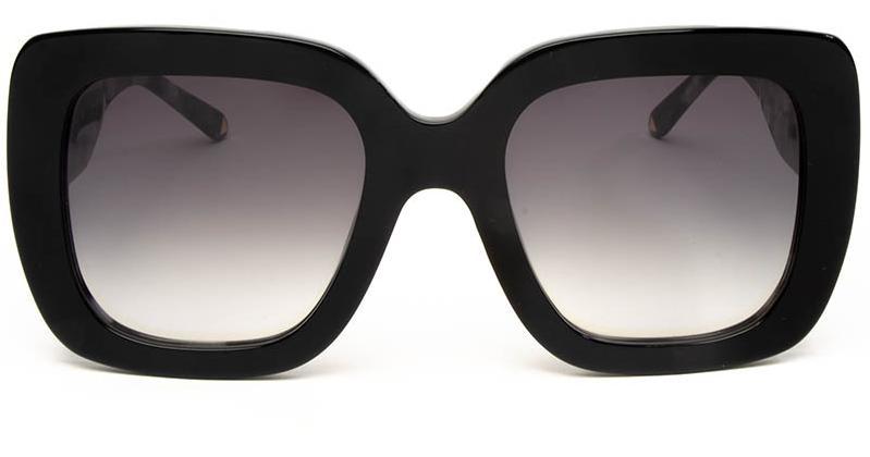 Alexis Amor Bibi sunglasses in Gloss Piano Black Marble
