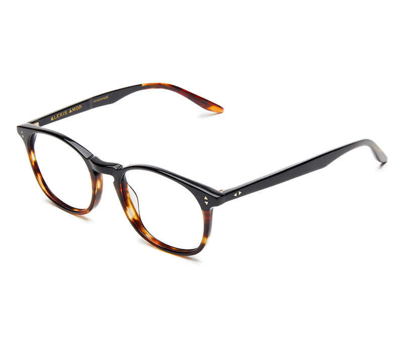 Alexis Amor Bo SALE frames in Gloss Black Havana