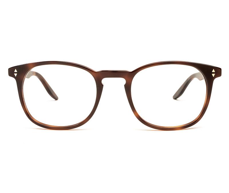 Alexis Amor Bobby frames in Chestnut