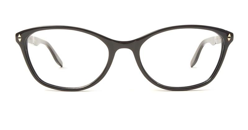 Alexis Amor Cassie frames in Gloss Piano Black