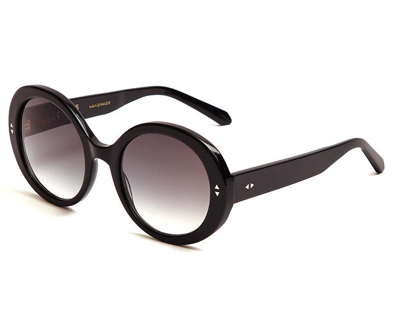Alexis Amor Cece sunglasses in Gloss Piano Black