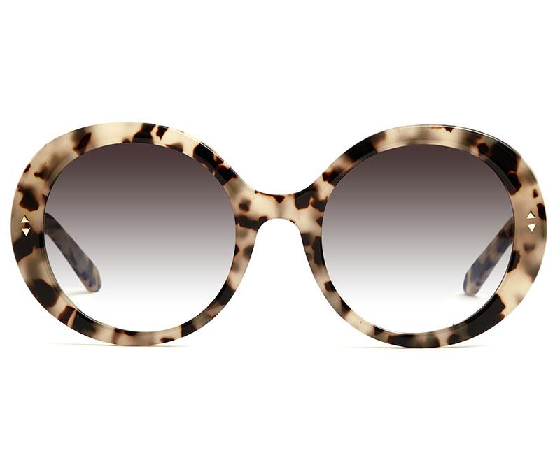 Alexis Amor Cece sunglasses in Opal Tortoise