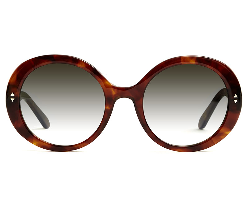 Alexis Amor Cece sunglasses in Super Luxe Havana