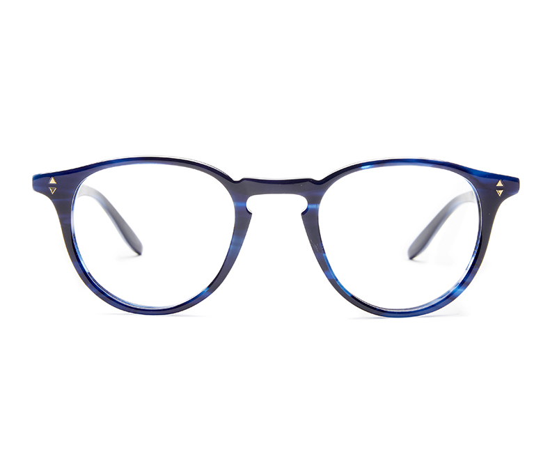 Alexis Amor Charlie SALE frames in Midnight Stripe