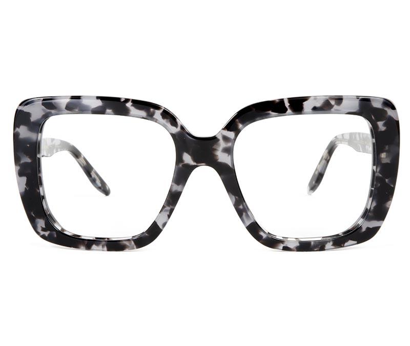 Alexis Amor Coco frames in Black Havana Tortoise