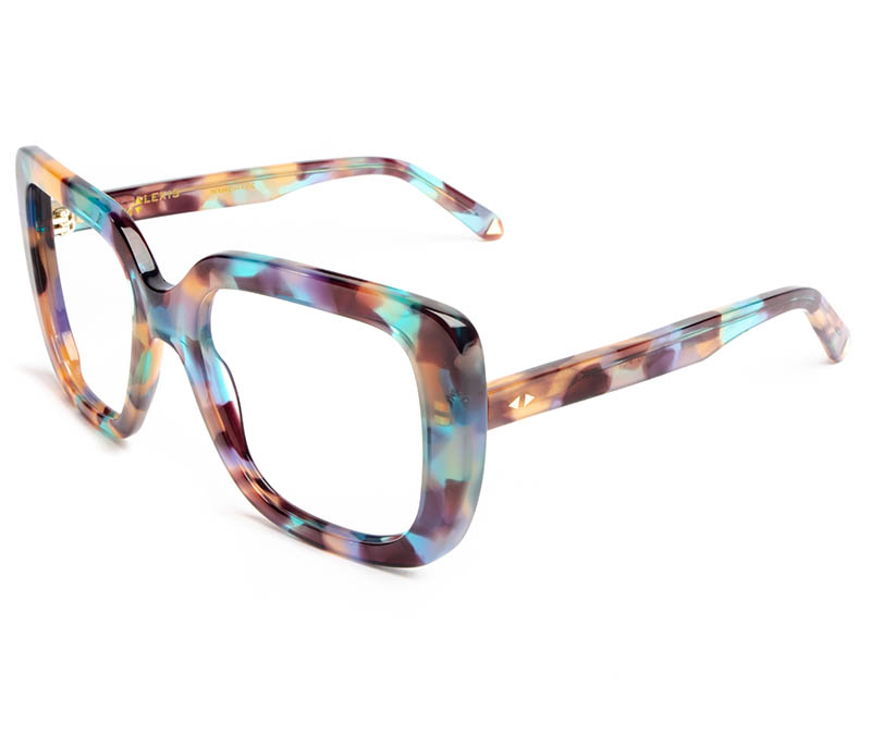 Alexis Amor Coco SALE frames in Peacock Tortoise