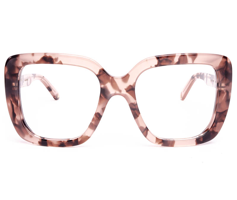 Alexis Amor Coco SALE frames in Rose Havana Quartz