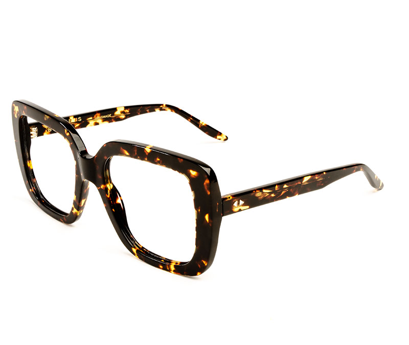 Alexis Amor Coco SALE frames in Amber Fleck
