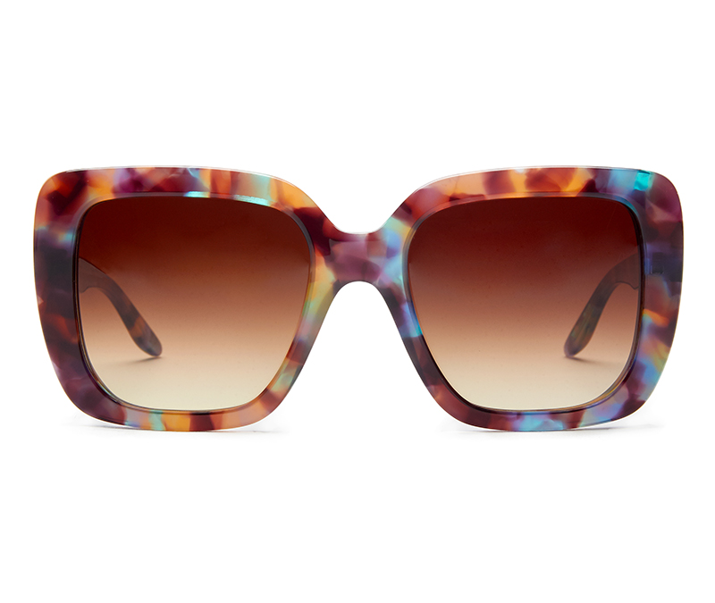 Alexis Amor Coco SALE sunglasses in Peacock Tortoise
