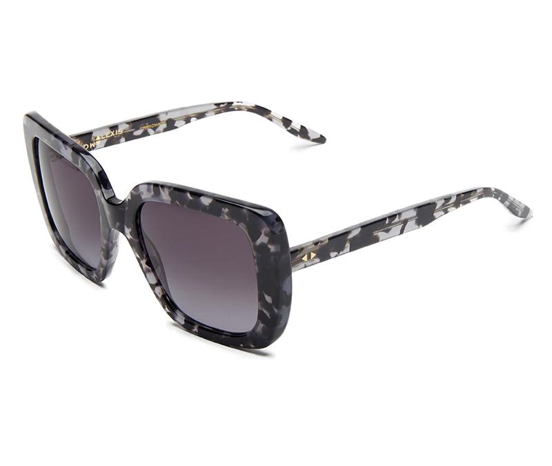 Alexis Amor Coco SALE sunglasses in Black Havana Tortoise