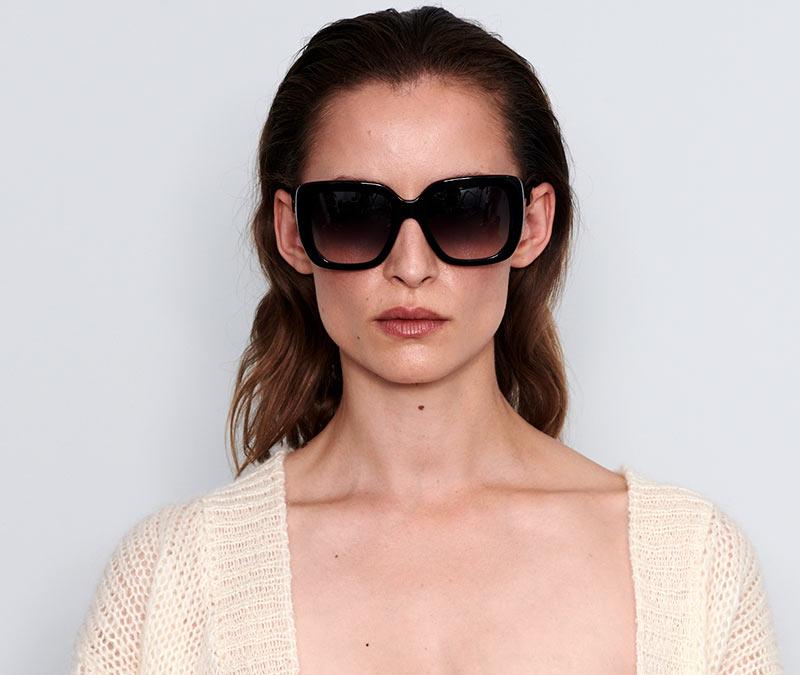 Alexis Amor Coco sunglasses in Champagne