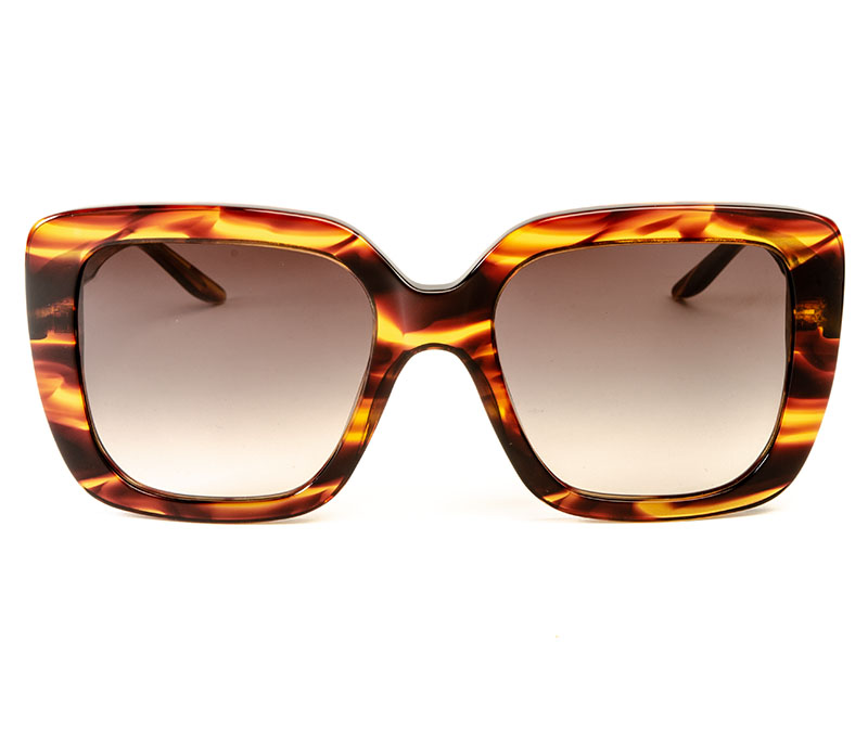 Alexis Amor Coco sunglasses in Smooth Caramel Stripe