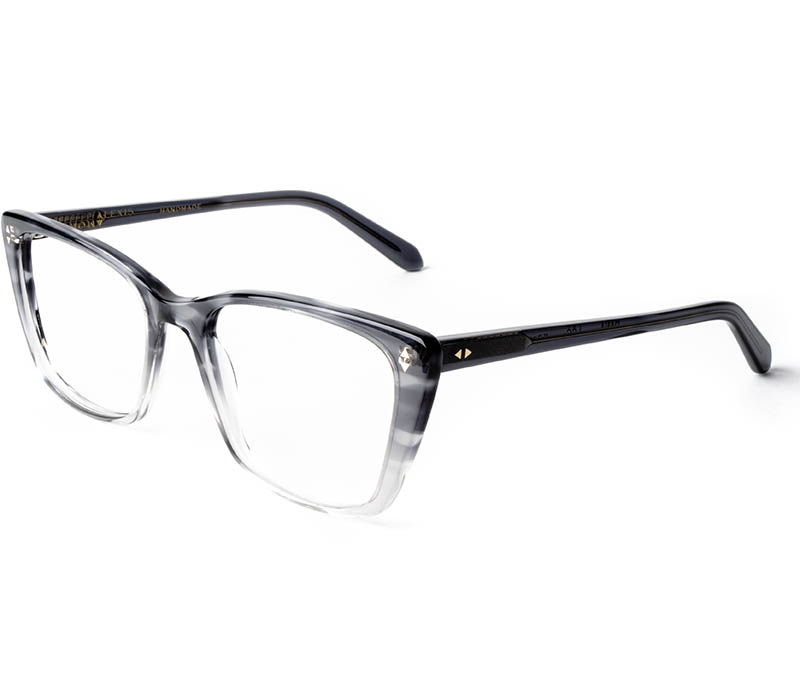 Alexis Amor Dana frames in Light Graduated Grey