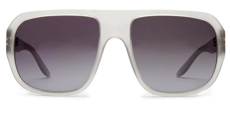 Alexis Amor Dogg SALE frames in Matte Crystal Grey