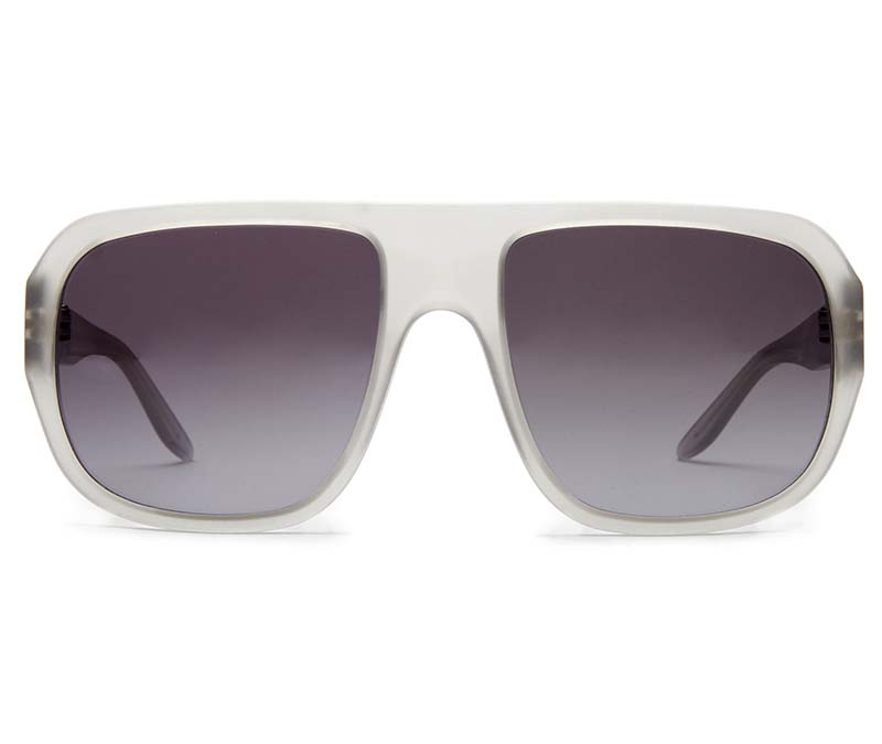 Alexis Amor Dogg SALE sunglasses in Matte Crystal Grey