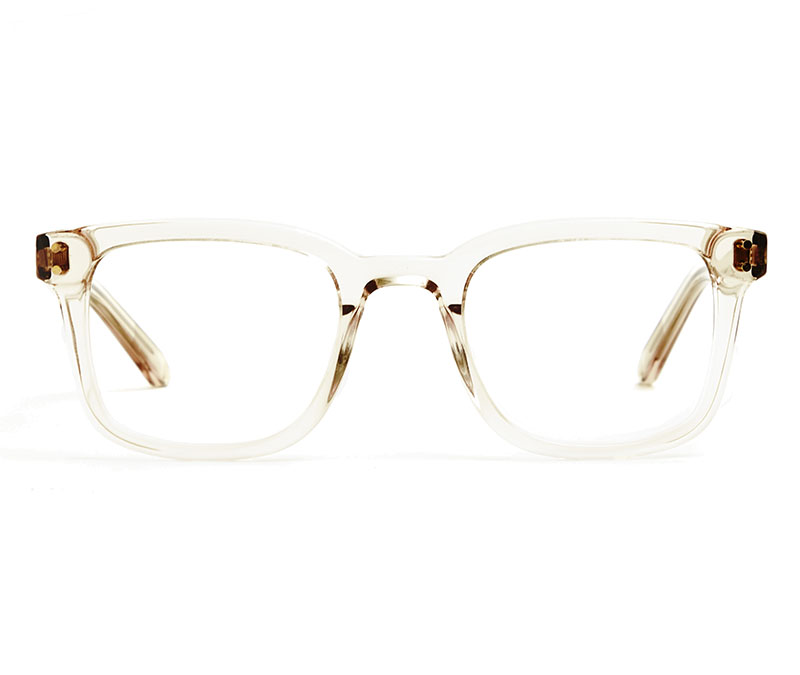 Alexis Amor Fitz frames in Blanc De Blanc