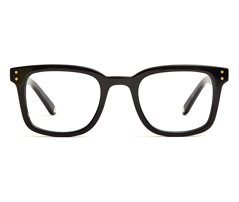 Alexis Amor Fitz frames in Gloss Piano Black