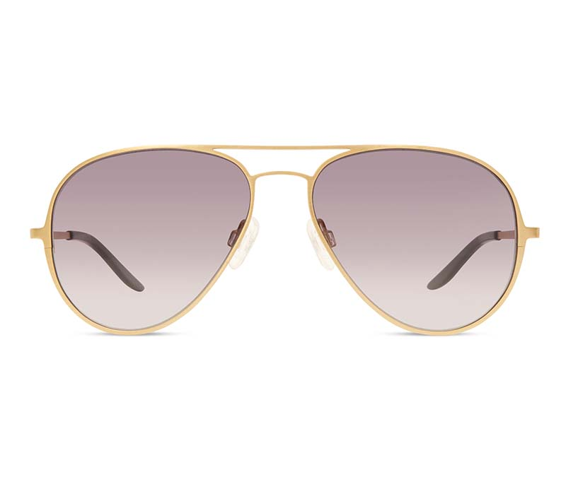 Alexis Amor Forde SALE sunglasses in Dark Matt Gold