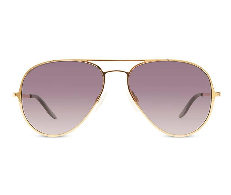 Alexis Amor Forde SALE sunglasses in Dreamy Mirror Gold
