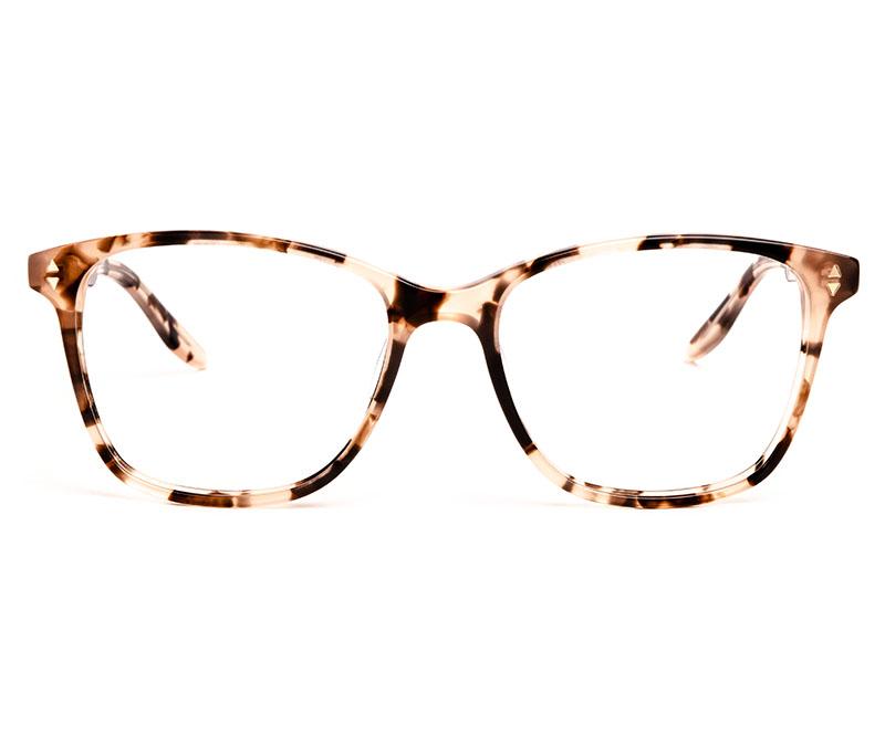 Alexis Amor Gigi frames in Rose Havana Quartz