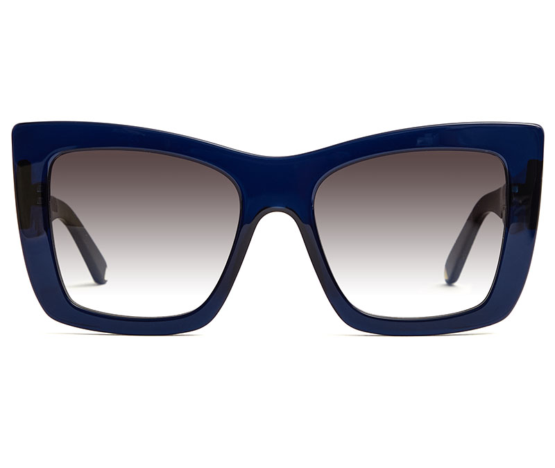 Alexis Amor Grace sunglasses in Deepest Cobalt