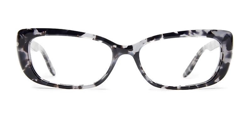 Alexis Amor Ivy SALE frames in Black Havana Tort