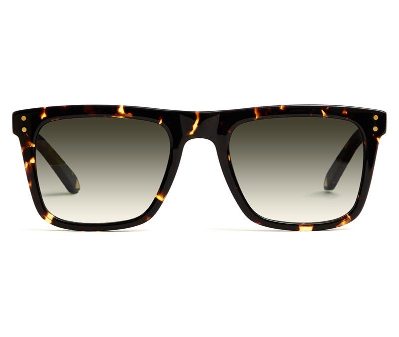 Alexis Amor Jesse sunglasses in Amber Fleck