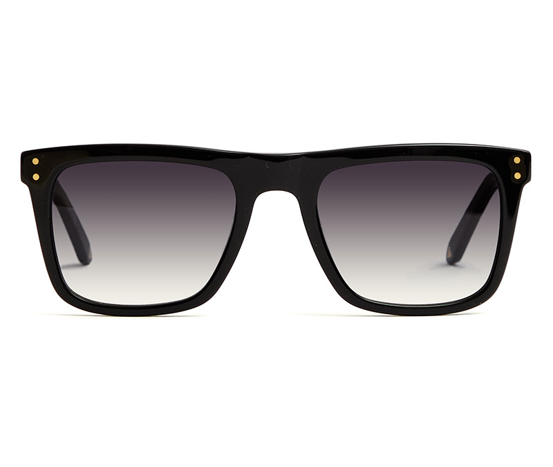 Alexis Amor Jesse sunglasses in Gloss Piano Black