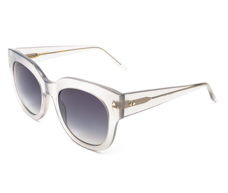 Alexis Amor Jojo SALE sunglasses in Darkly Ice Grey