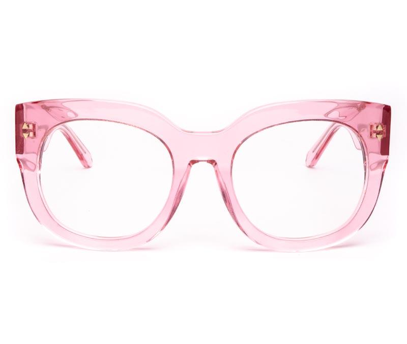 Alexis Amor Jojo frames in Vivid Pink Dream