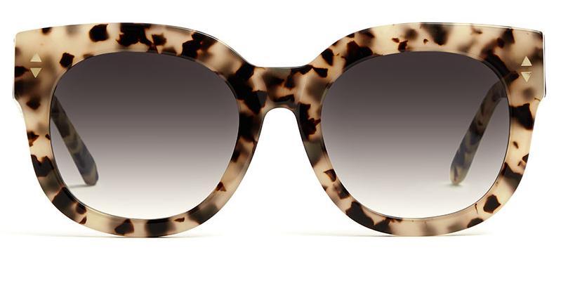 Alexis Amor Jojo X sunglasses in Opal Tortoise