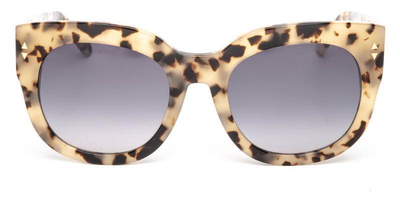 Alexis Amor Jojo sunglasses in Opal Tortoise