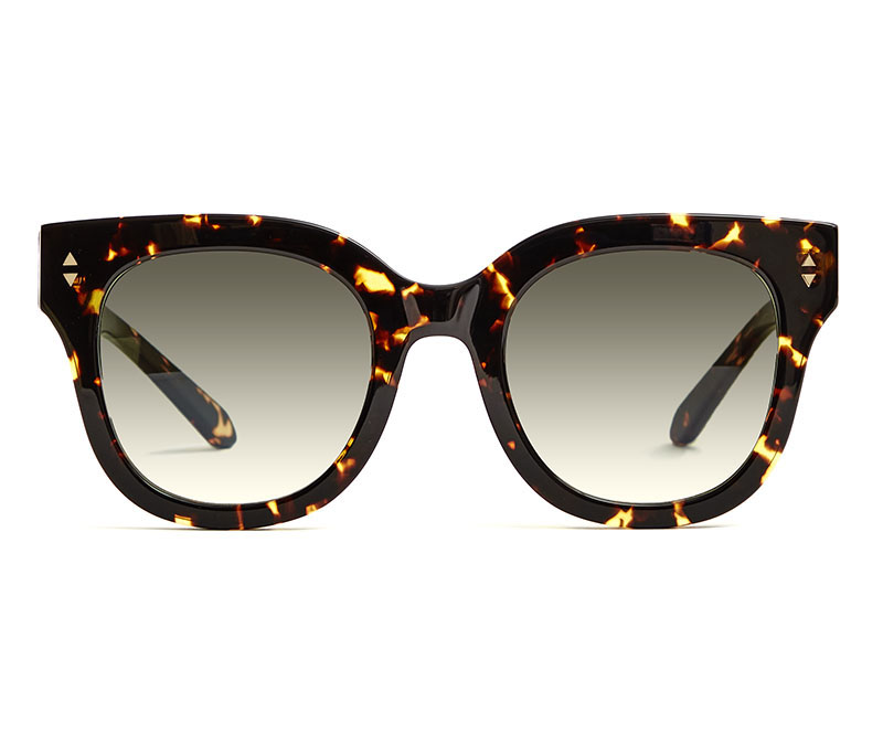 Alexis Amor Kiki sunglasses in Amber Fleck