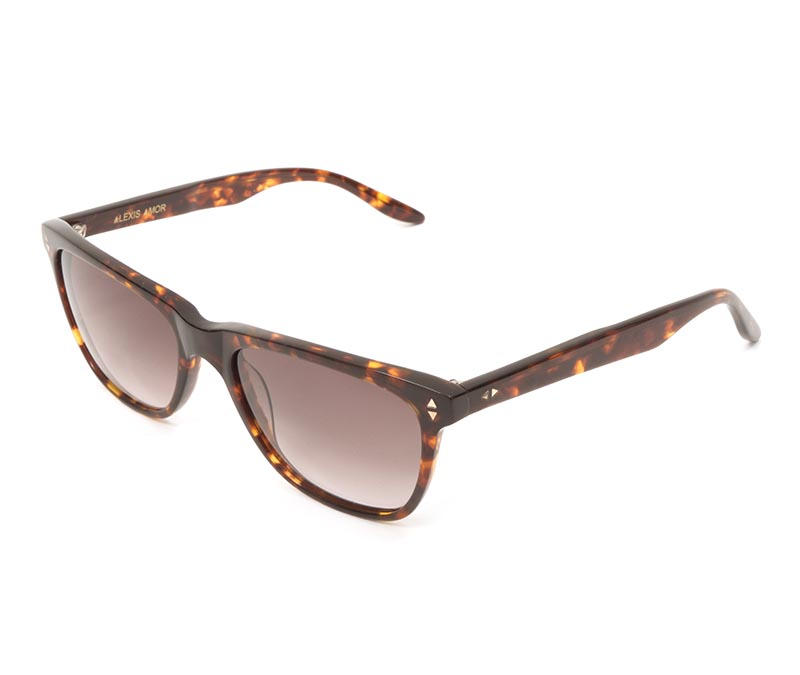 Alexis Amor Luce sunglasses in Autumn Chestnut Havana