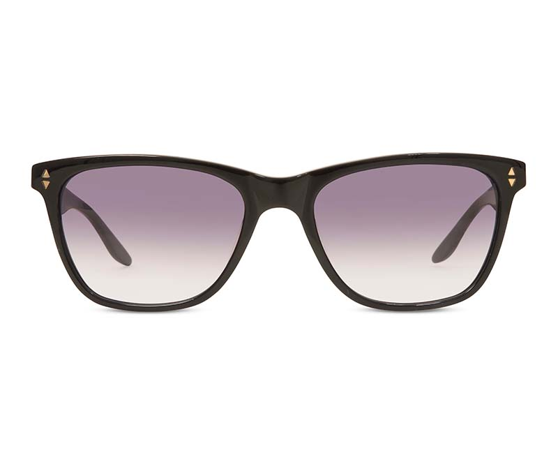 Alexis Amor Luce SMALL SALE sunglasses in Gloss Piano Black