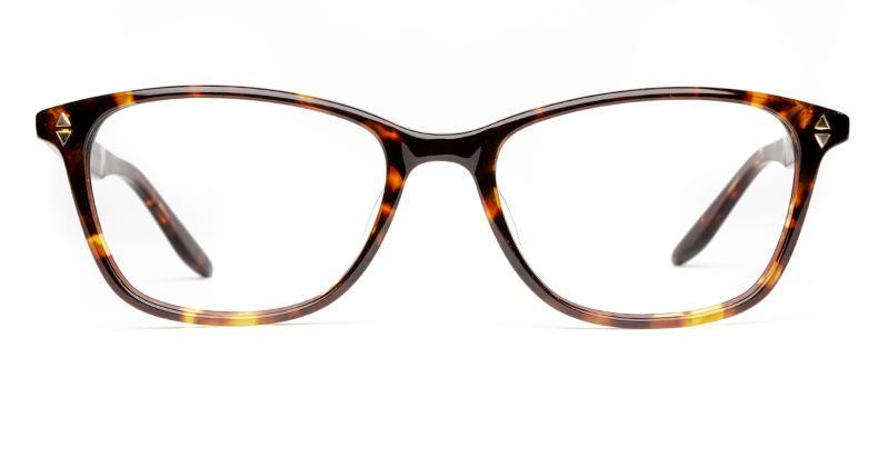 Alexis Amor Margot SALE frames in Autumn Chestnut Havana