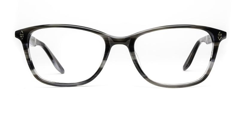 Alexis Amor Margot SALE frames in Summer Mist Grey