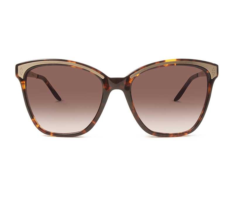 Alexis Amor Marnie sunglasses in Autumn Chestnut Havana
