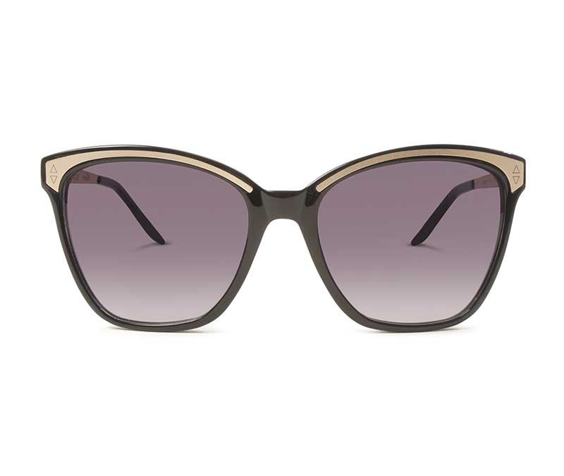 Alexis Amor Marnie SALE sunglasses in Gloss Piano Black