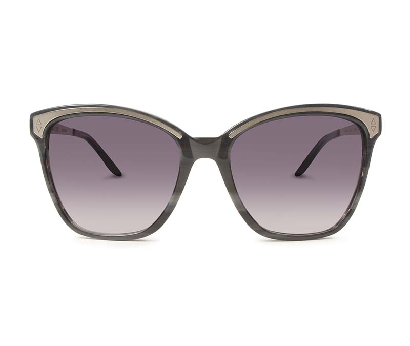 Alexis Amor Marnie sunglasses in Hot Ash Grey