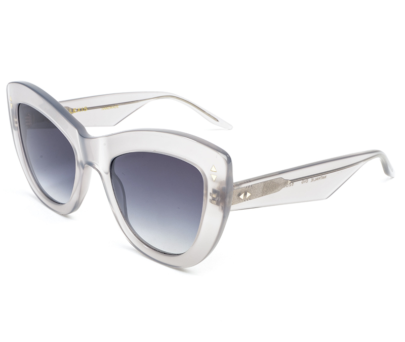 Alexis Amor Nathalie sunglasses in Darkly Ice Grey