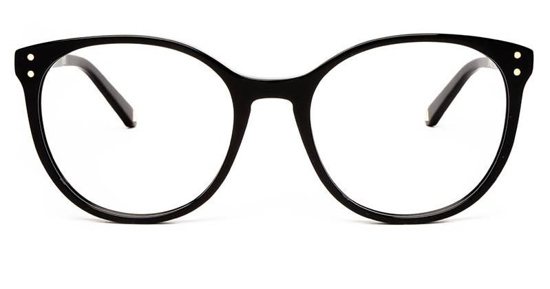 Alexis Amor Olive frames in Gloss Piano Black