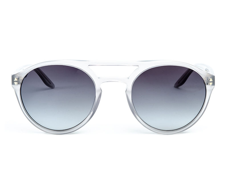 Alexis Amor Robin sunglasses in Darkly Ice Grey