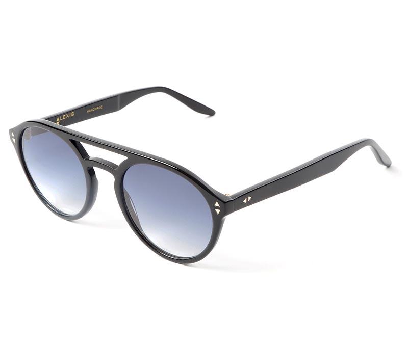 Alexis Amor Robin sunglasses in Gloss Piano Black